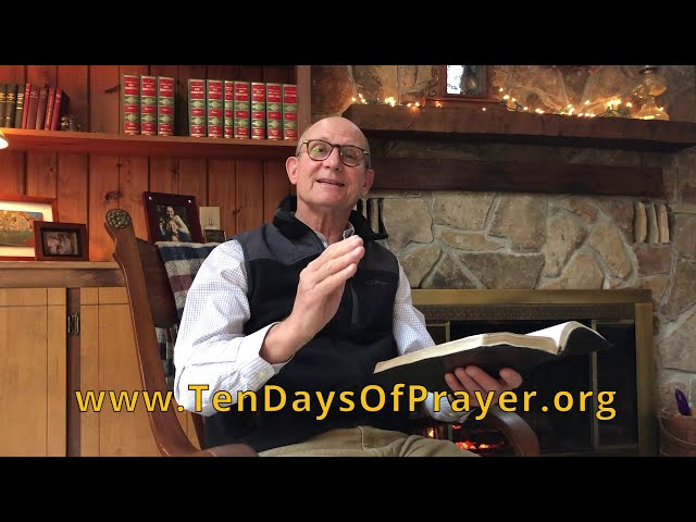 Ted Wilson invites you to the 2021 Ten Days of Prayer