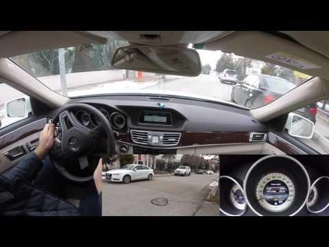 Mercedes-Benz W212 E250 CGI Detaylı İnceleme - Review