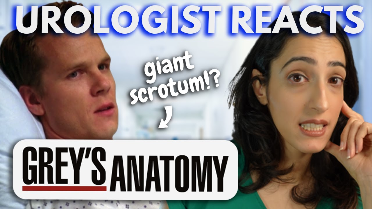 Download Urologist Reacts to Grey's Anatomy | Surgery for HUGE Testicles?!