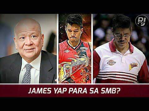 JAMES YAP Kukunin Narin ng San Miguel | Trade Rumor Nanaman!!?