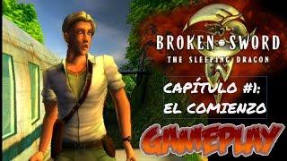 🔴 EMPEZAMOS UNA NUEVA SERIE DE AVENTURAS | BROKEN SWORD 3 | GAMEPLAYSMIX