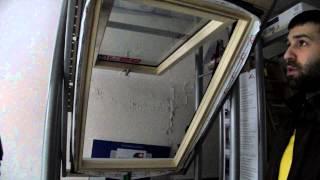 Мансардные окна Roto(Мансардные окна 4, 7 и 8 серии некоторые технические моменты по функциональности, типы открывания, стеклопак..., 2015-03-20T15:33:46.000Z)