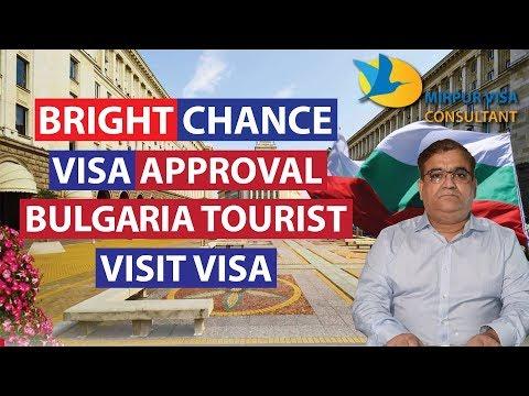 Bulgaria Visit Visa|Bulgaria Tourist Visa| Bright Chances Visa Approval|