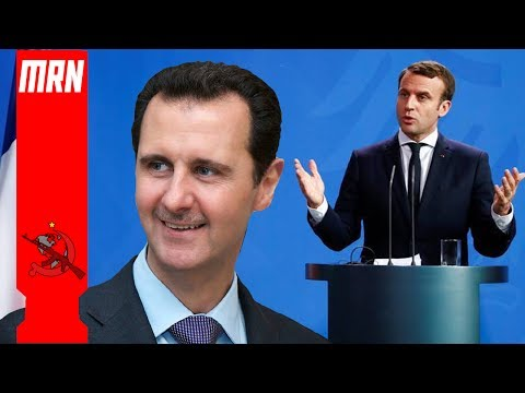 US and France Abandon Regime Change in Syria