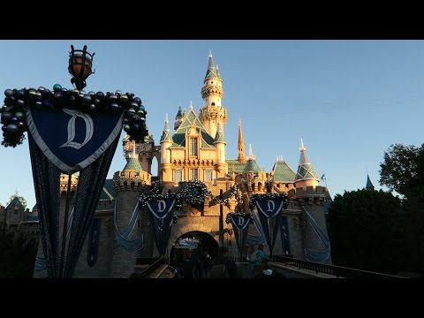 DISNEYLAND VACATION 2015 - DAY ONE - PART 1