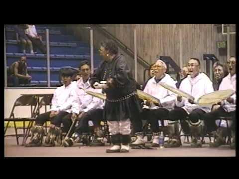 97 10 SUAANGAN Drum Dancing at Fairbanks Alaska