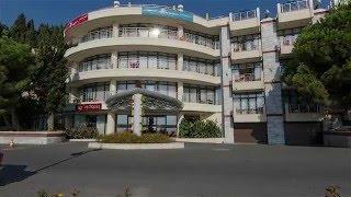 Республика Крым. Алушта. отель