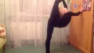 Lesson gymnastics №1 // Lagoona2003.(Вы хотите еще такие видео?Пишите в комментах. Создано с помощью VideoFX Live: http://VideoFXLive.com/FREE., 2013-10-07T17:08:15.000Z)