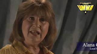 Pension Fight - Alana Green