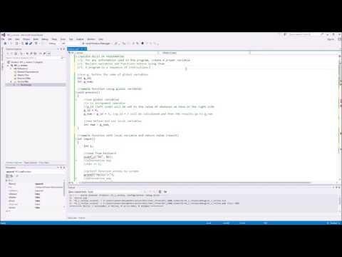 C Programming Review
