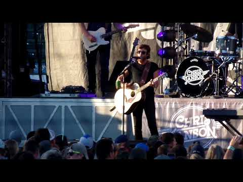 Chris Janson - Whitetrash - 7/7/18
