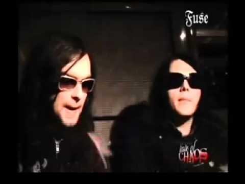 Q&A with Bert McCracken & Gerard Way on Steven's Untitled Rock Show