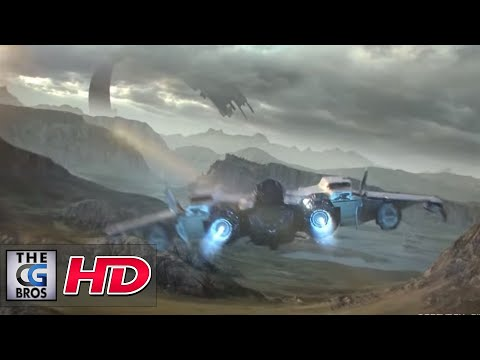 "CGI 3D Game Trailer HD: ""Dreadnought"" - by Aixsponza"
