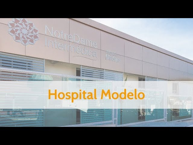 Hospital Modelo   Boas-Vindas   GNDI #1