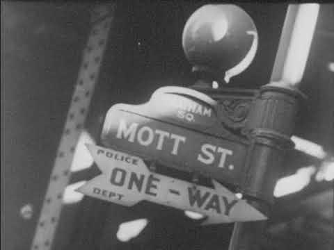 New York - Wonder City (1942)