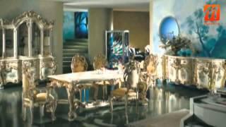 видео Итальянские спальни в стиле Барокко