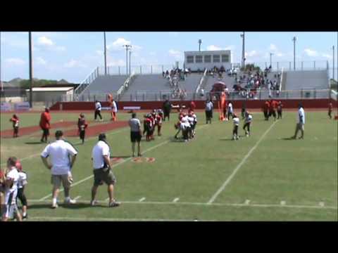 Cade's Football Highlights 2011.wmv