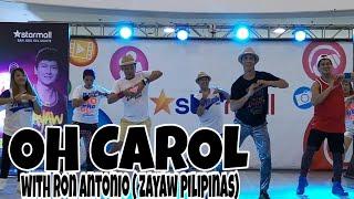 OH CAROL! | RetroGroove Fitness | with ZAYAW PILIPINAS RON ANTONIO | RGF team