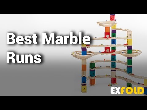 10 Best Marble Runs with Review & Details - Which is the Best Marble Run?- 2019