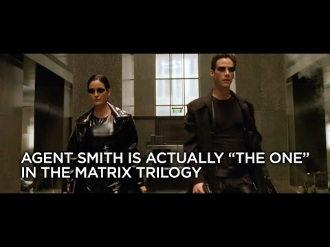 "Agent Smith is Actually ""The One"" in the Matrix Trilogy"