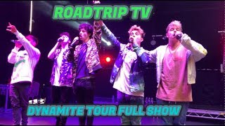 ROADTRIP TV DYNAMITE TOUR | full newcastle show