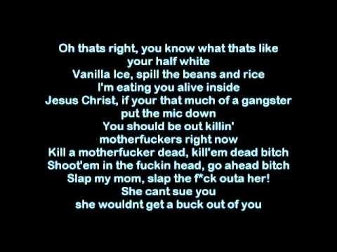 EMINƎM Nail In The Coffin Diss Benzino Lyrics