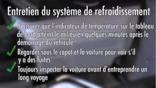 Conseils d'auto-entretien de la voiture