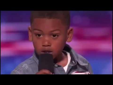 Kid Raps 6IX9INE CUMMO on America's Got Talent (Parody of GUMMO)