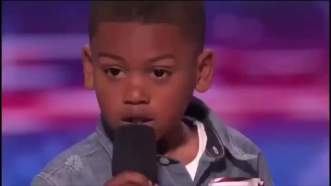 Kid Raps 6IX9INE CUMMO on America's Got Talent (Parody of GUMMO) #1
