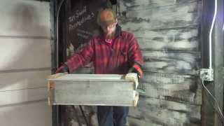 Reclaimed Wood Toolbox Build For Charity: Ep.3 - Tim Sway Perspectives