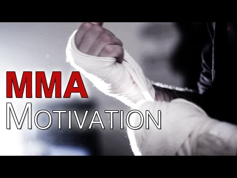 MMA Motivation – A Fighters Mentality