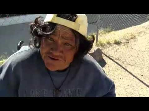 Homeless in Tucson/Gracie # 5