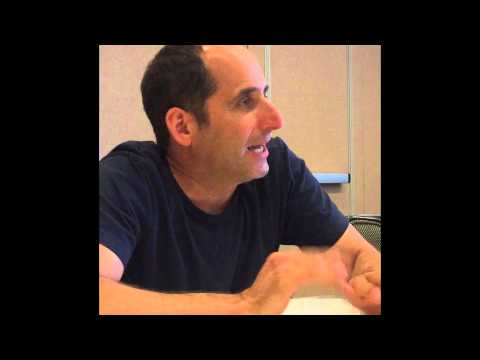 COLONY: Peter Jacobson Interview - Comic-Con 2015