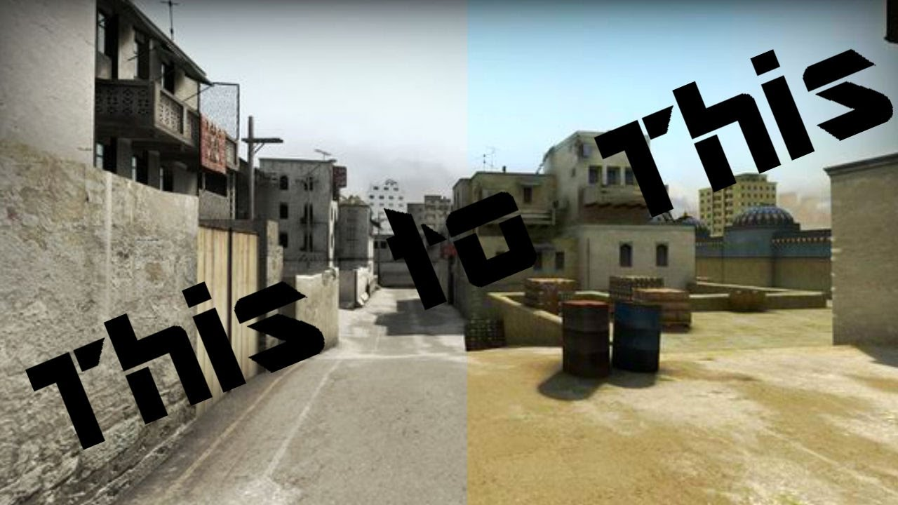 how to make csgo look better