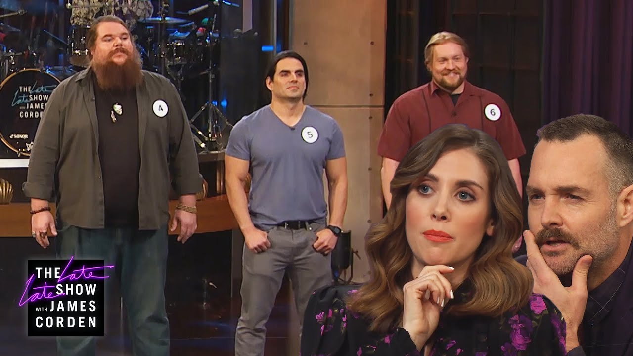 Ponytail Or Phony Tail W Alison Brie Amp Will Forte Youtube
