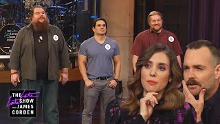 Ponytail or Phony-Tail w/ Alison Brie & Will Forte