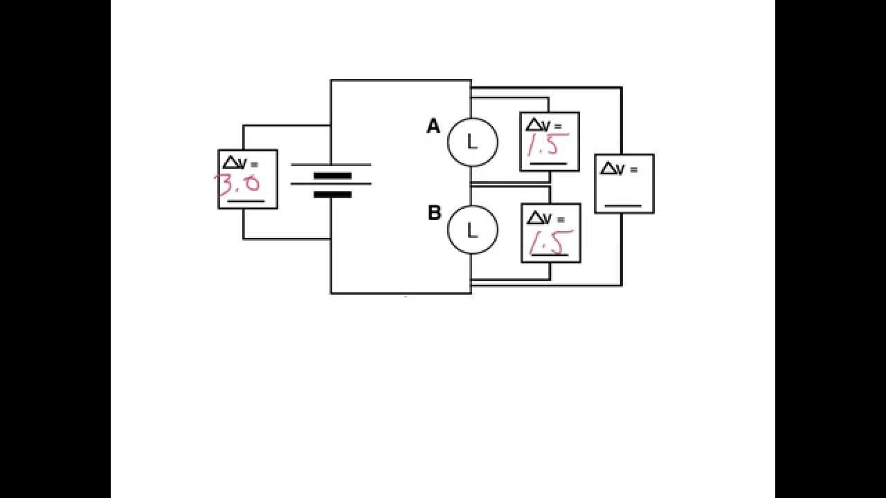 series and parallel circuits part ii