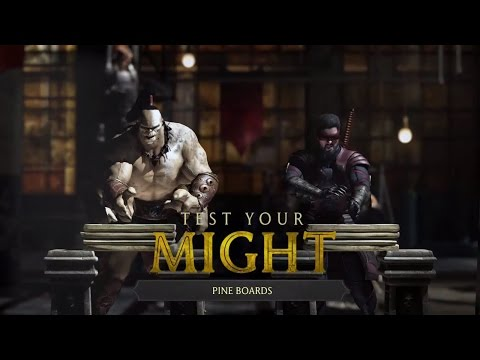 Test Your Might! Mortal Kombat X | Let's Play