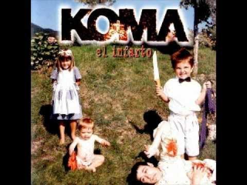 KOMA - El Infarto [FullAlbum]
