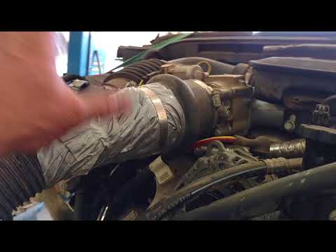 duramax turbo modification