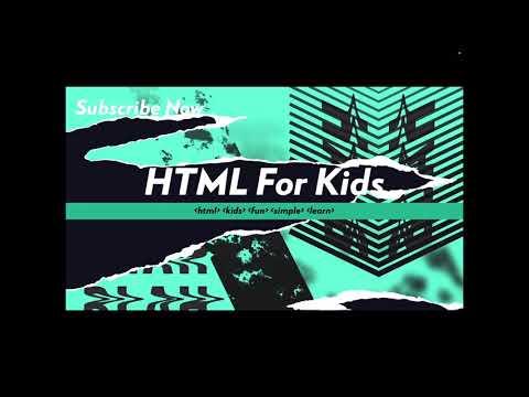 HTML Tutorial 2: Input & List