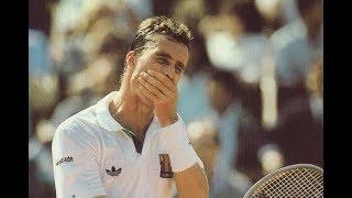 FO 1989 4R Chang vs. Lendl