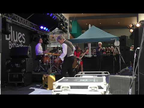 Mike Frost and the Icemen | You Don't Love Me | Broadbeach Blues 2018 - 2/