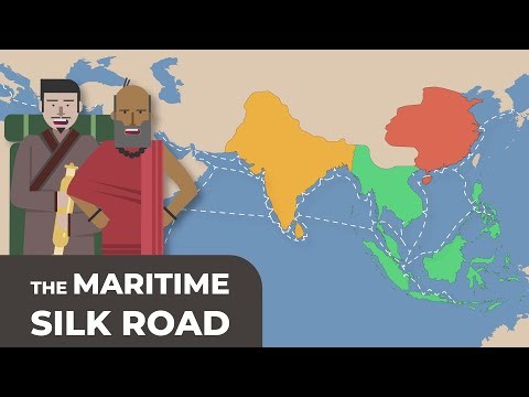 India, China, and the Maritime Silk Road: More Than Just a Trade Route