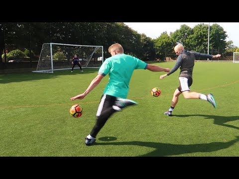 PREMIER LEAGUE FOOTBALL CHALLENGES | AUGUST 2017!!