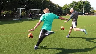 Theo Baker | PREMIER LEAGUE FOOTBALL CHALLENGES | AUGUST 2017!!