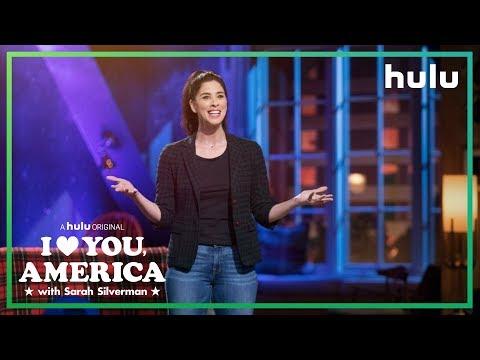 Sarah's Monologue on Truth | I Love You, America on Hulu