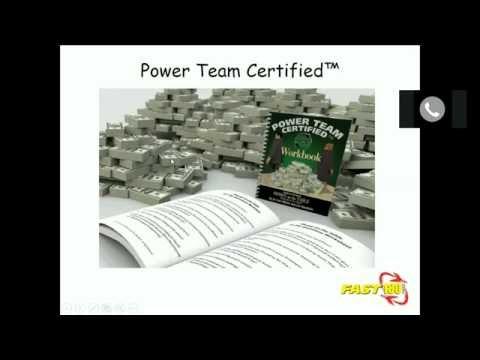 Power Team Certified 101 Introductory Webinar