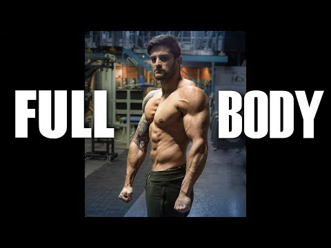FIX MUSCLE IMBALANCES | Full Body Workout For Muscle Building?? | Beginners Guide