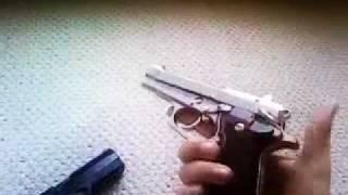Beretta PX4 Storm & Cheetah Size Comparison